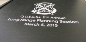 Q.U.E.S.S.I. 21st Annual Long Range Planning Session